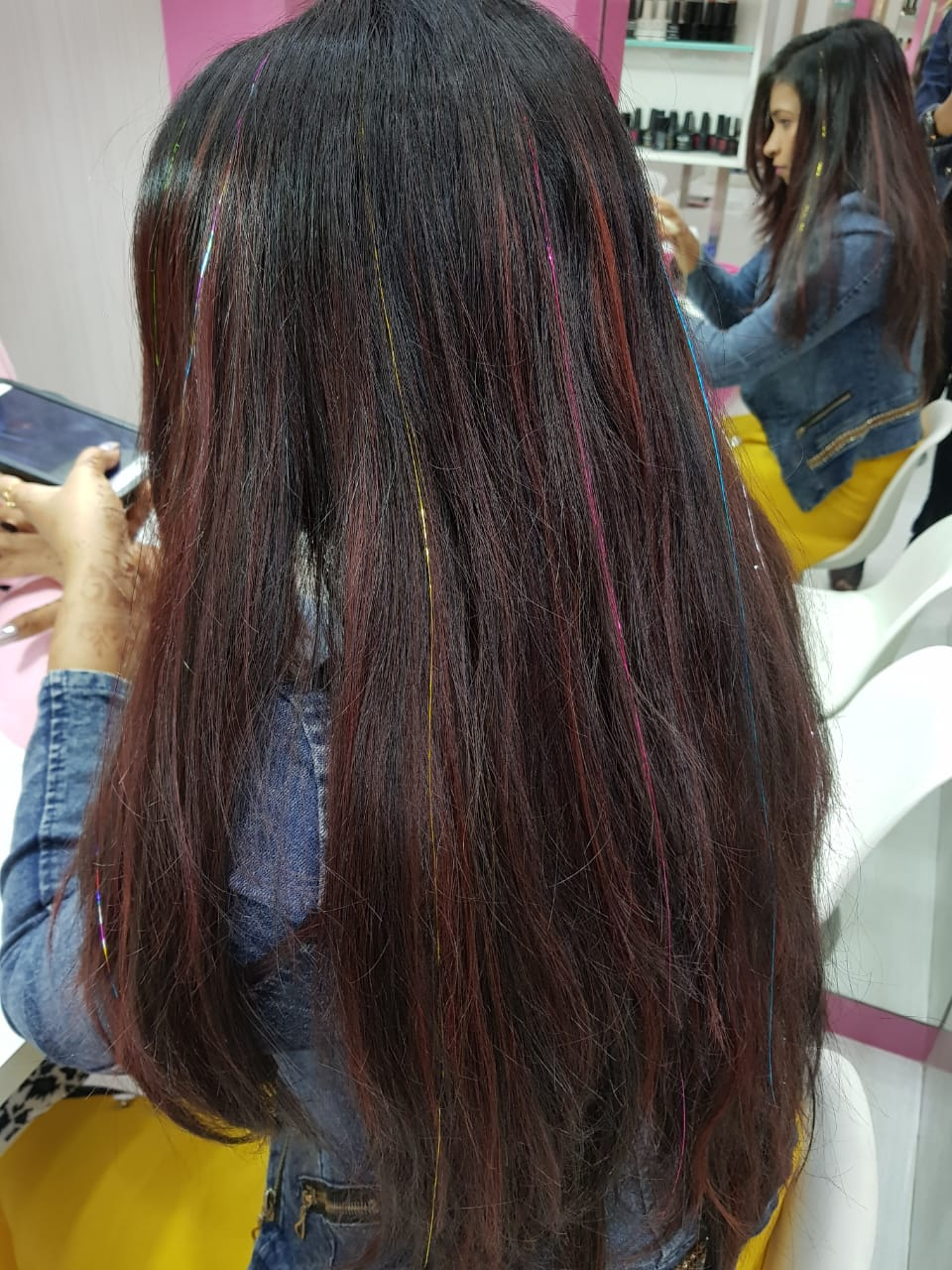 Hair Tinsel /blings