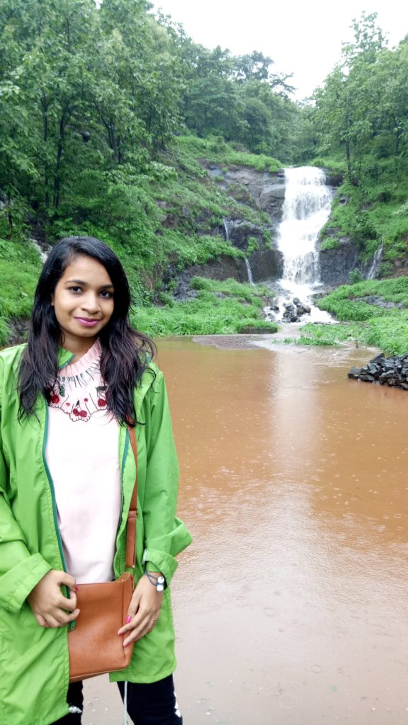 Waterfalls in karjat