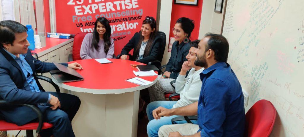 Best immigration consultancy in mumbai