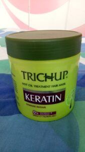 Trichup hair mask